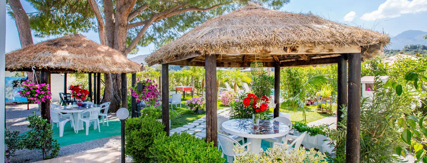 Case Vacanze<strong> Le Zagare</strong> il patio